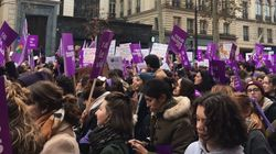 #NousToutes: Χιλιάδες διαδηλωτές στους δρόμους της Γαλλίας για την φεμινιστική