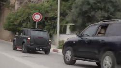Youssef Chahed se rend à l'ARP dans une voiture 100%