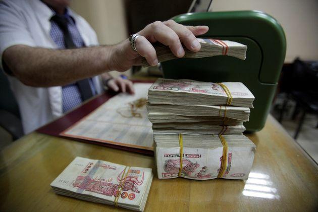 Les fonds en circulation en dehors des banques estimés à 31% de la masse