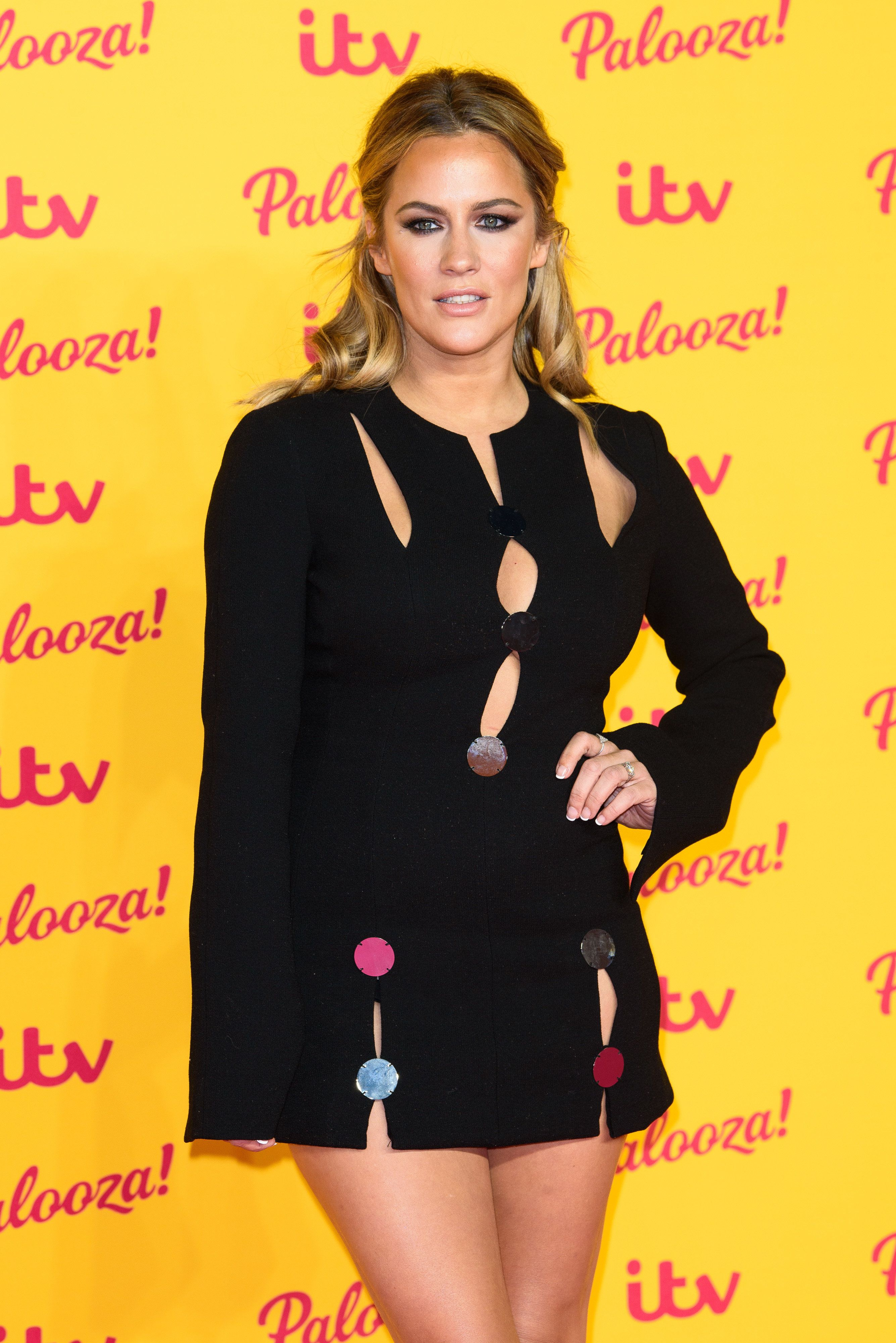 Caroline Flack's Rep Speaks Out To Set The Record Straight Over 999 Call