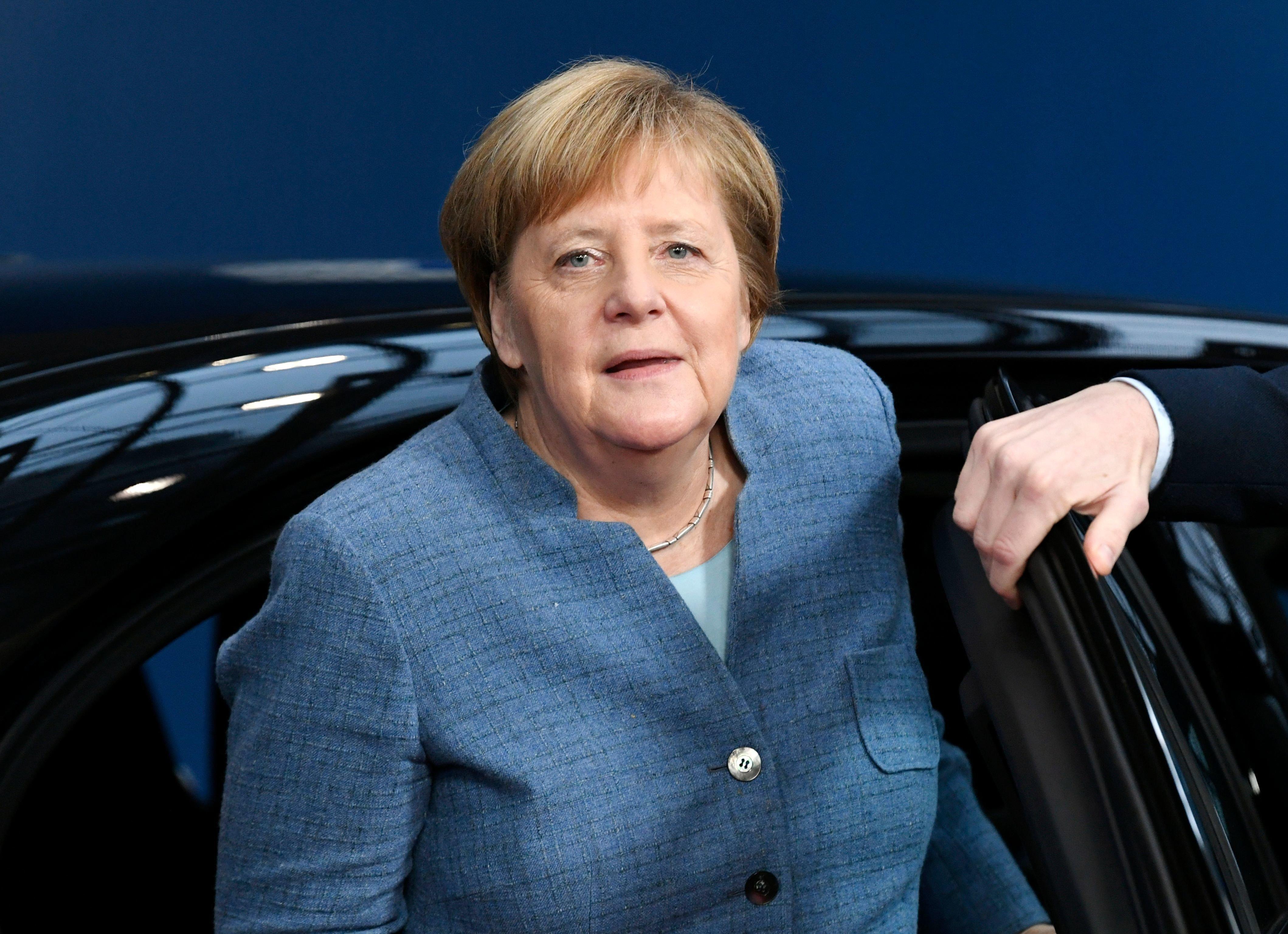 """Merkel nennt Brexit-Vertrag """"diplomatisches Kunststück"""" – aber erwartet harte neue Verhandlungsrunde"""