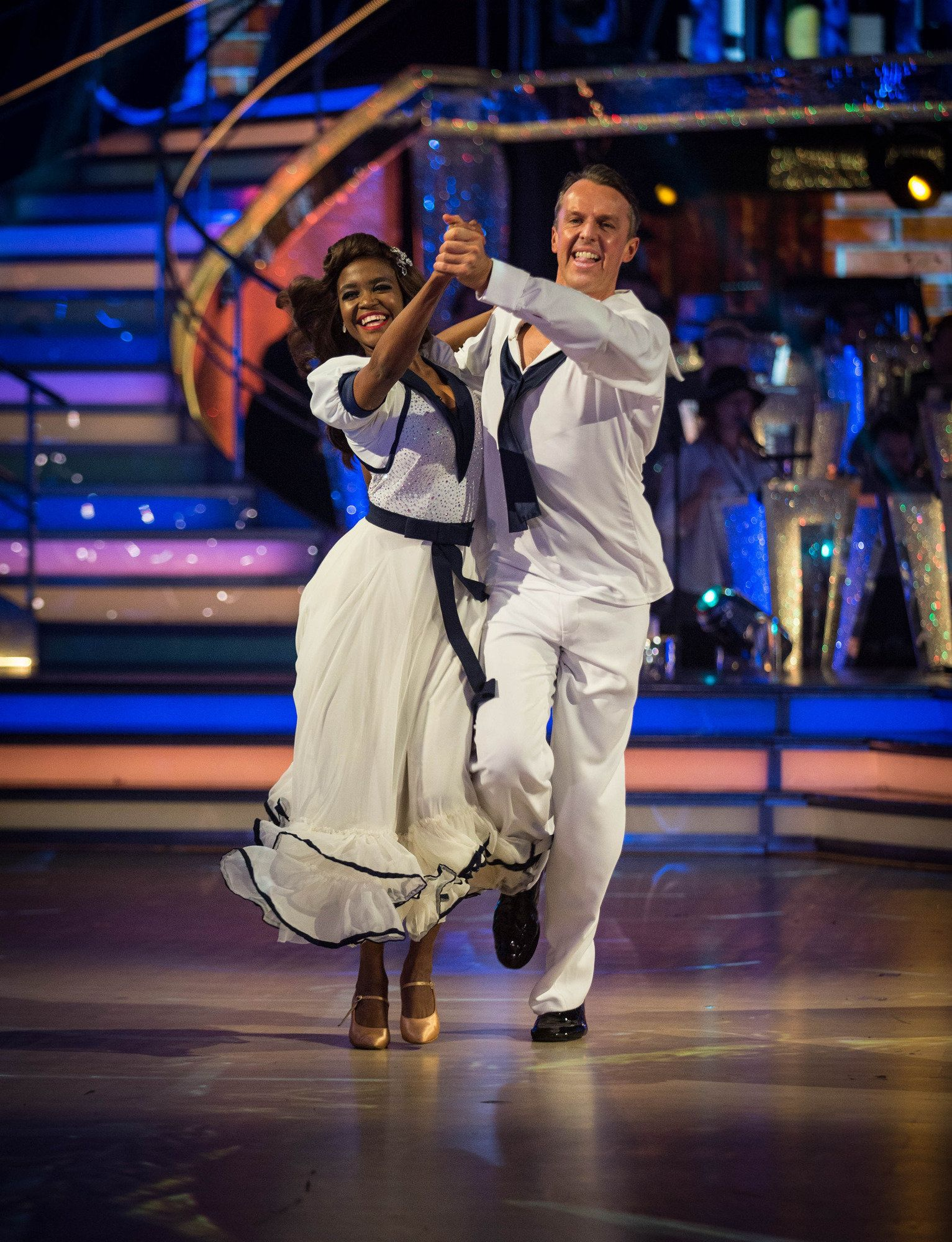 Graeme Swann Leaves 'Strictly' After Shock Dance-Off Against Ashley