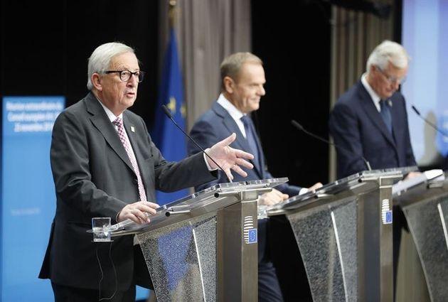 Βρυξέλλες: Δεν υπάρχει plan B αν απορριφθεί η συμφωνία από το βρετανικό