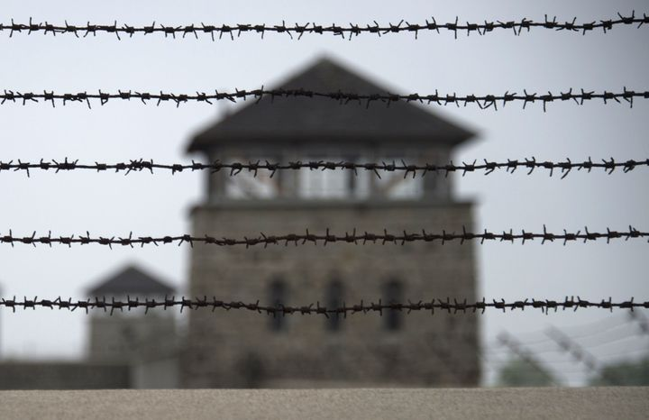 A 95-year-old man is accused of serving as an SS guard in the Mauthausen concentration camp in northern Austria from mid