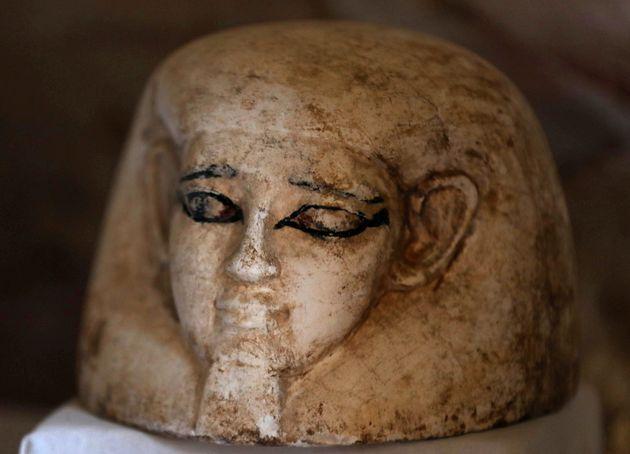 Στο φως άθικτη σαρκοφάγος γυναίκας ηλικίας 3.000 ετών - Μέχρι σήμερα παρέμενε απόλυτα