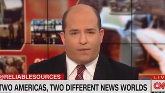 CNN Brian Stelter's roasts Fox News over climate change coverage