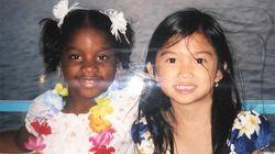 유람선에서 친구가 된 이 소녀들은 트위터로 12년 만에 서로를