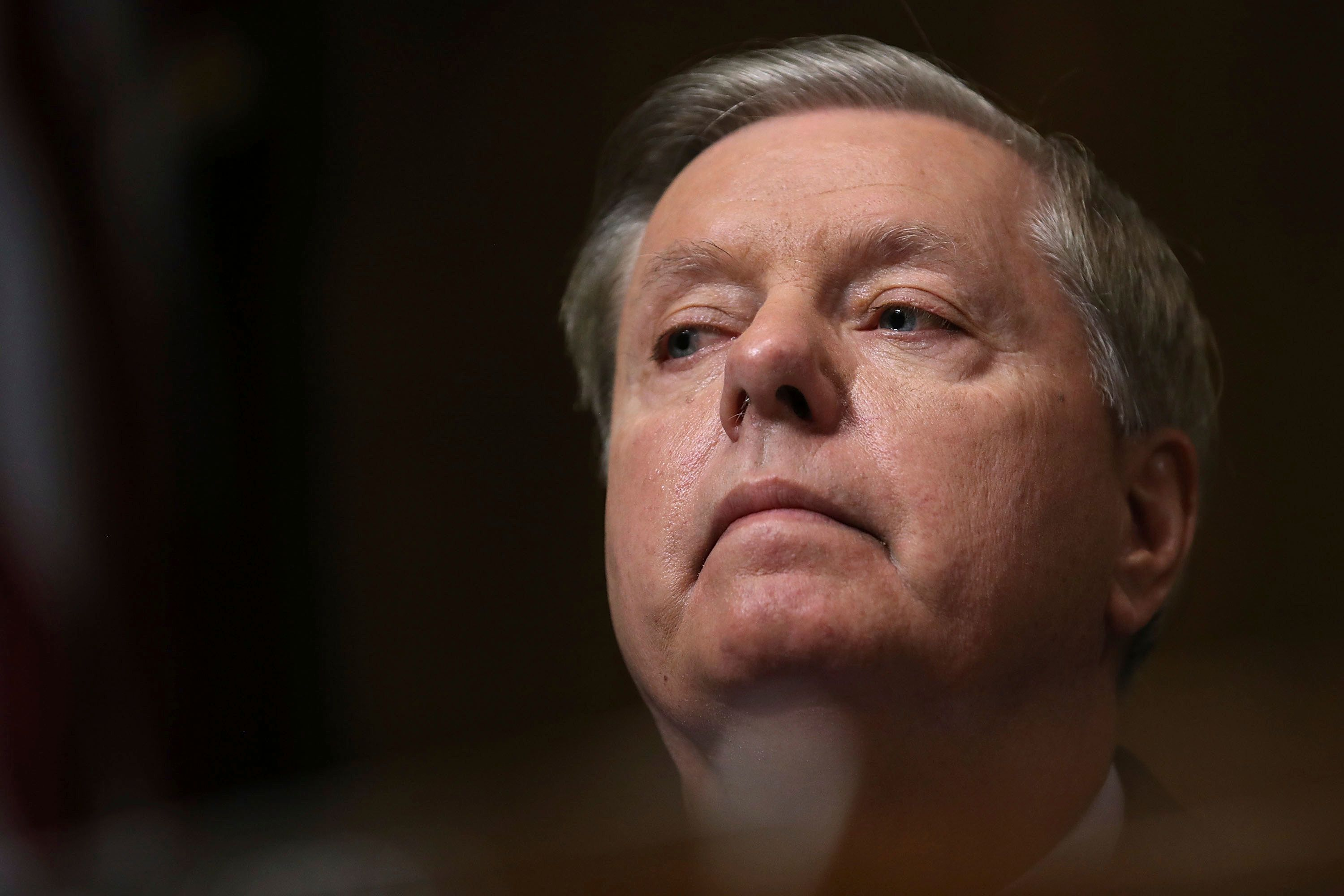 Twitter Users Pummel Lindsey Graham For Supporting U.S.-Mexico Border