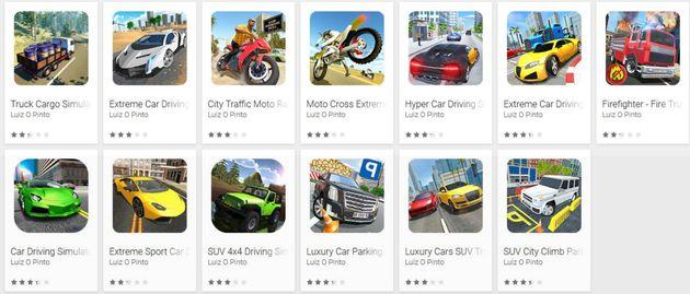구글이 'PLAY스토어'에서 50만 번 넘게 다운된 악성 앱들을