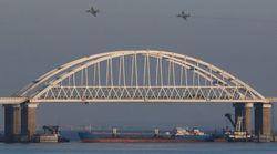 Russia Fires On Ukrainian Vessels In Black Sea; 2