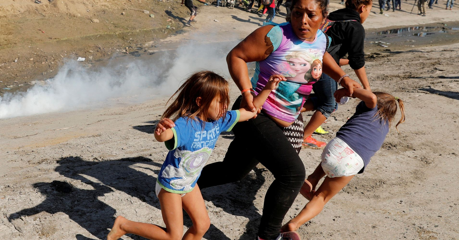 Activists, Politicians React With Horror At Border Scenes ...
