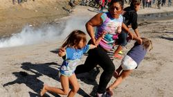 Activists, Politicians React With Horror At Scenes Of Tear-Gassed Children At US-Mexico