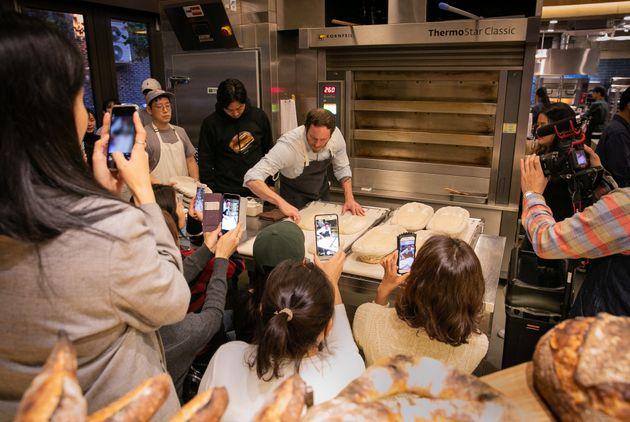 타르틴베이커리 창업자 채드 로버트슨이 허프포스트에 공개한 '맛있는 빵 만드는