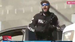 À la frontière USA-Mexique, la police use de la force contre les migrants de la