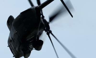 Tέσσερις στρατιώτες νεκροί μετά από συντριβή ελικοπτέρου στην