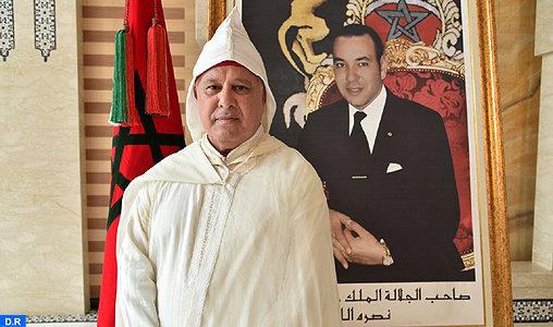 Ambassadeur du Maroc à Riyad, Mustapha Mansouri présente ses lettres de créance au souverain