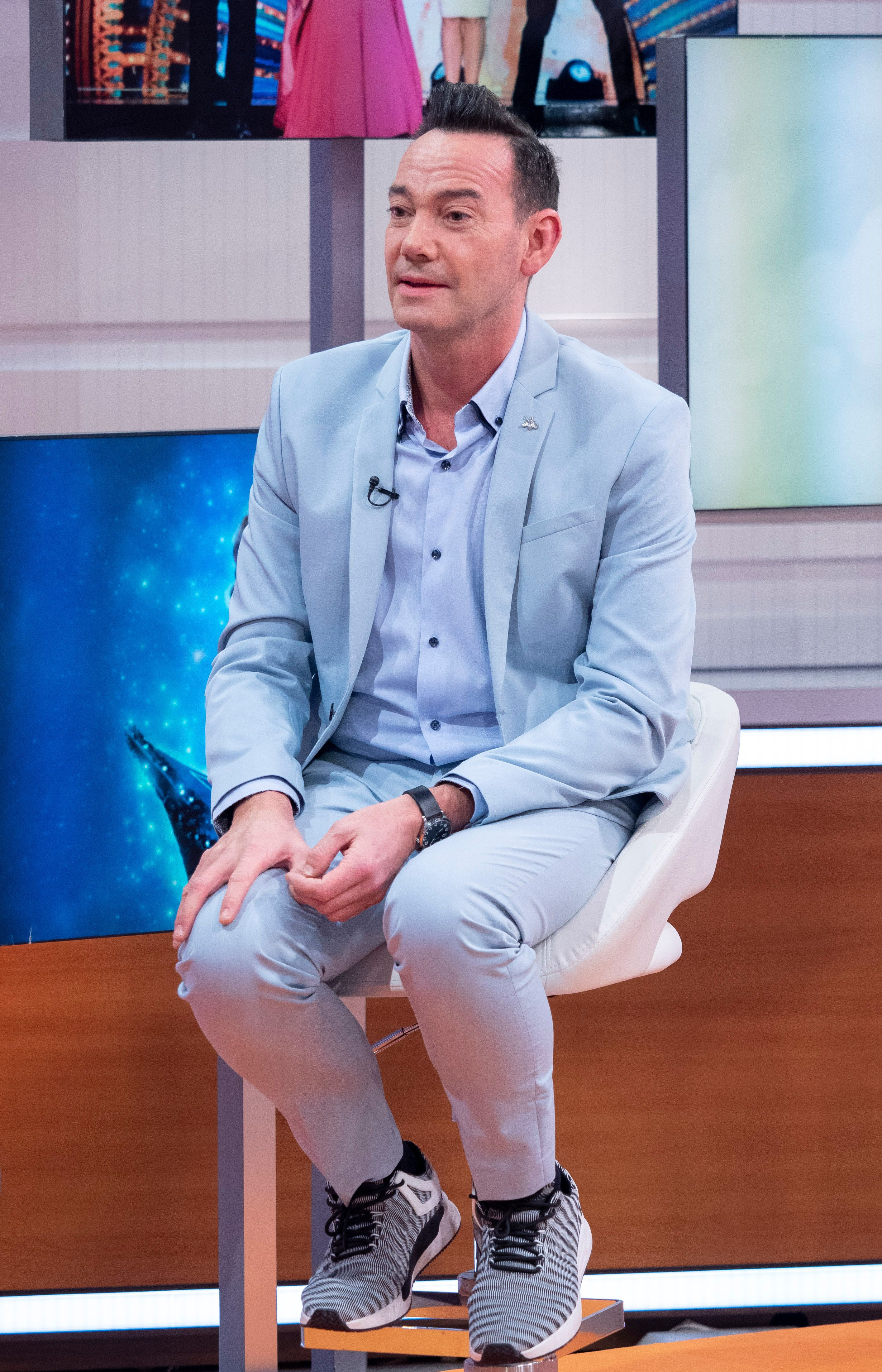 Craig Revel Horwood Admits He's Made New Boyfriend Sign Non-Disclosure