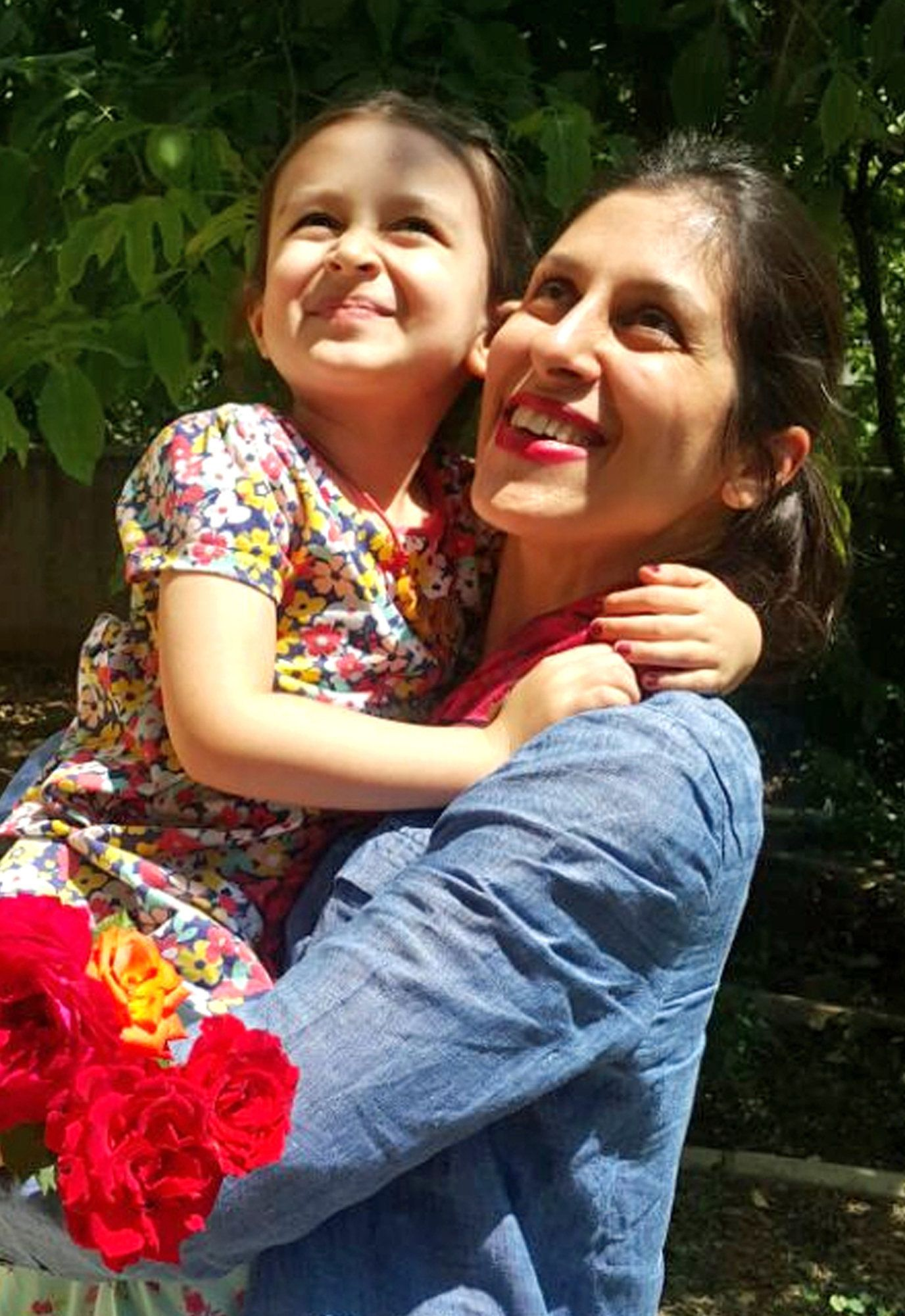 Nazanin Zaghari-Ratcliffe's Husband Says Pardon For Student Jailed In UAE Gives 'New
