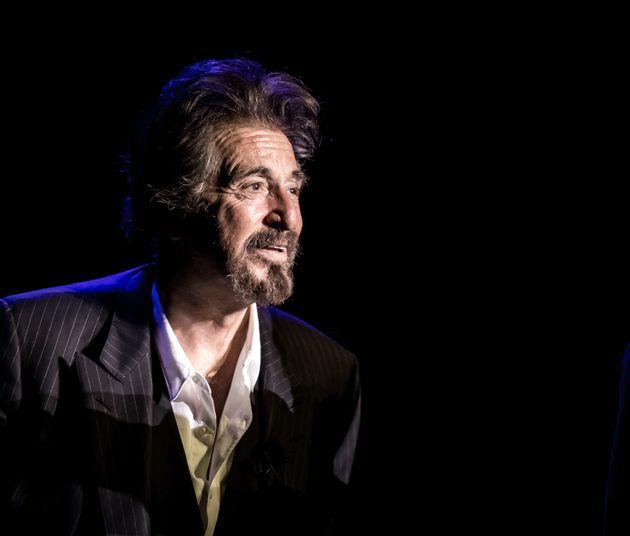 Είναι επίσημο: Ο Αλ Πατσίνο είναι ο νέος κινηματογραφικός «Βασιλιάς