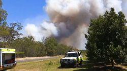 Wildfires Burn Through Acres In Australia's