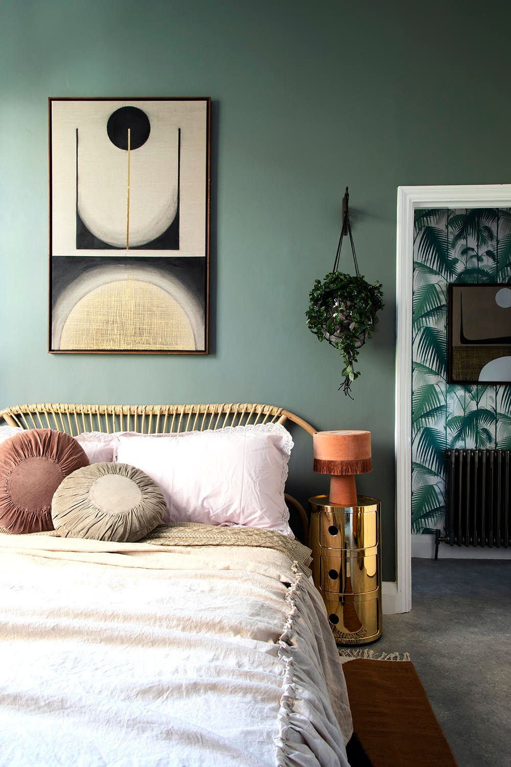 Interior Design Colour Trends 2019 – From Spiced Honey To Botanical