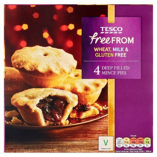The Best (And Worst) Gluten-Free Mince Pies – From Tesco, Morrisons, M&S and