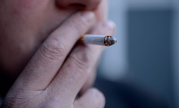 Smoking cessation services have been cut by 36% since