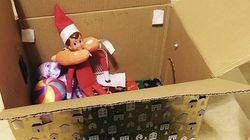 Elf On The Shelf Season? I'm Finally Ready For