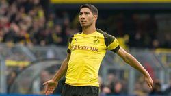 Le Borussia Dortmund veut conserver Achraf Hakimi, prêté par le Real