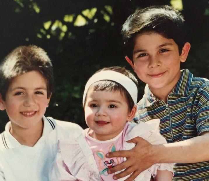 Ali Can (rechts) und seine beiden