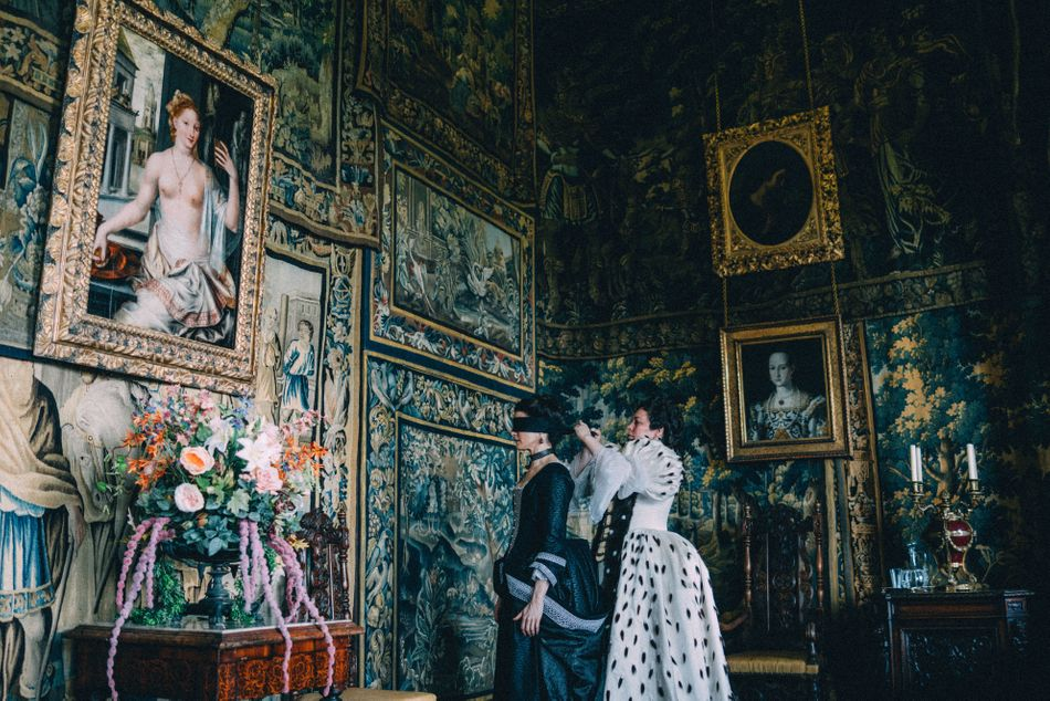 """Parlor games have never been this fun. The NSFW power struggle that unfurls in the bowels of Queen Anne's castle is equal parts farce and tragedy — a Yorgos Lanthimos movie, in other words. With volcanic performances from Olivia Colman, Emma Stone, Rachel Weisz and Nicholas Hoult, """"The Favourite"""" satisfies our collective itch for a lesbian """"All About Eve"""" set amid an early-1700s English court. Every word is a tart-tongued barb, and every corset merely a cover-up for the dangerous liaisons that go unmentioned in history textbooks. Of course, time will tick on, and those who hunger for aristocracy may still find themselves lacking when they achieve it. In 2018, there wasn't anything as delicious, provocative and profound as this."""
