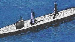 Το υποβρύχιο αεροπλανοφόρο που σχεδιαζόταν για το ναυτικό των ΗΠΑ, μα δεν κατασκευάστηκε