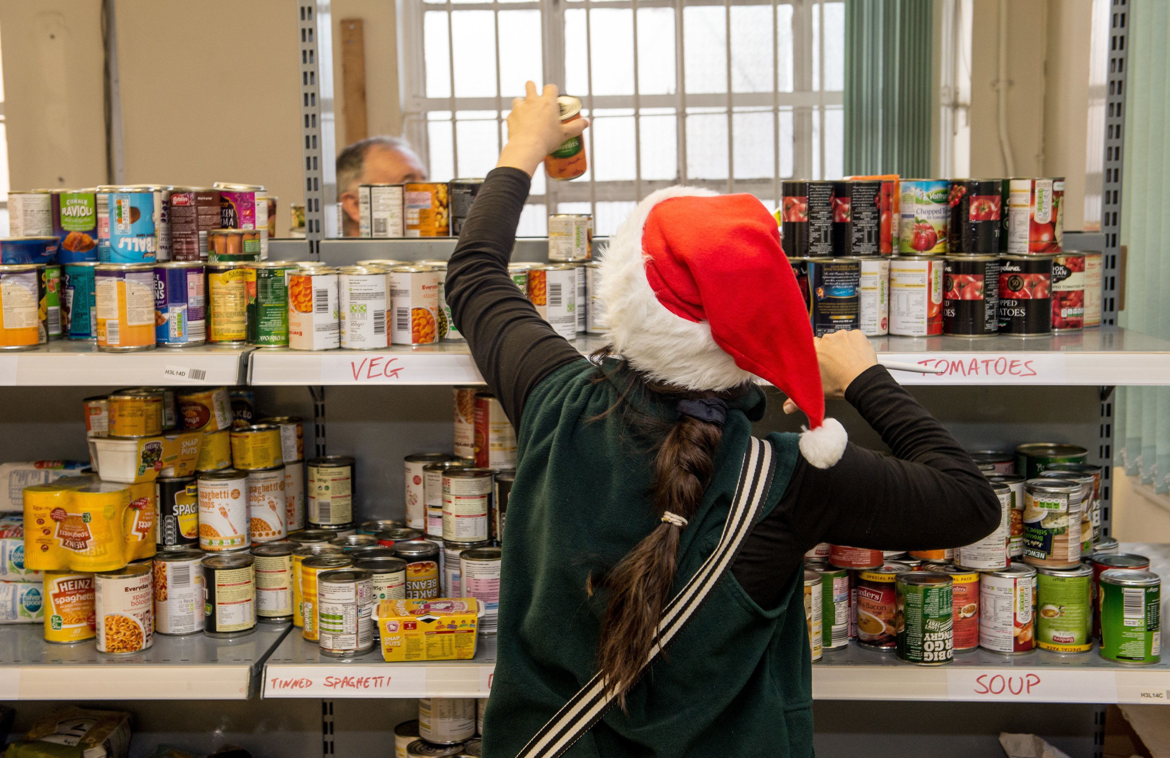 Universal Credit Set To Make Foodbank Usage Reach Record Levels This