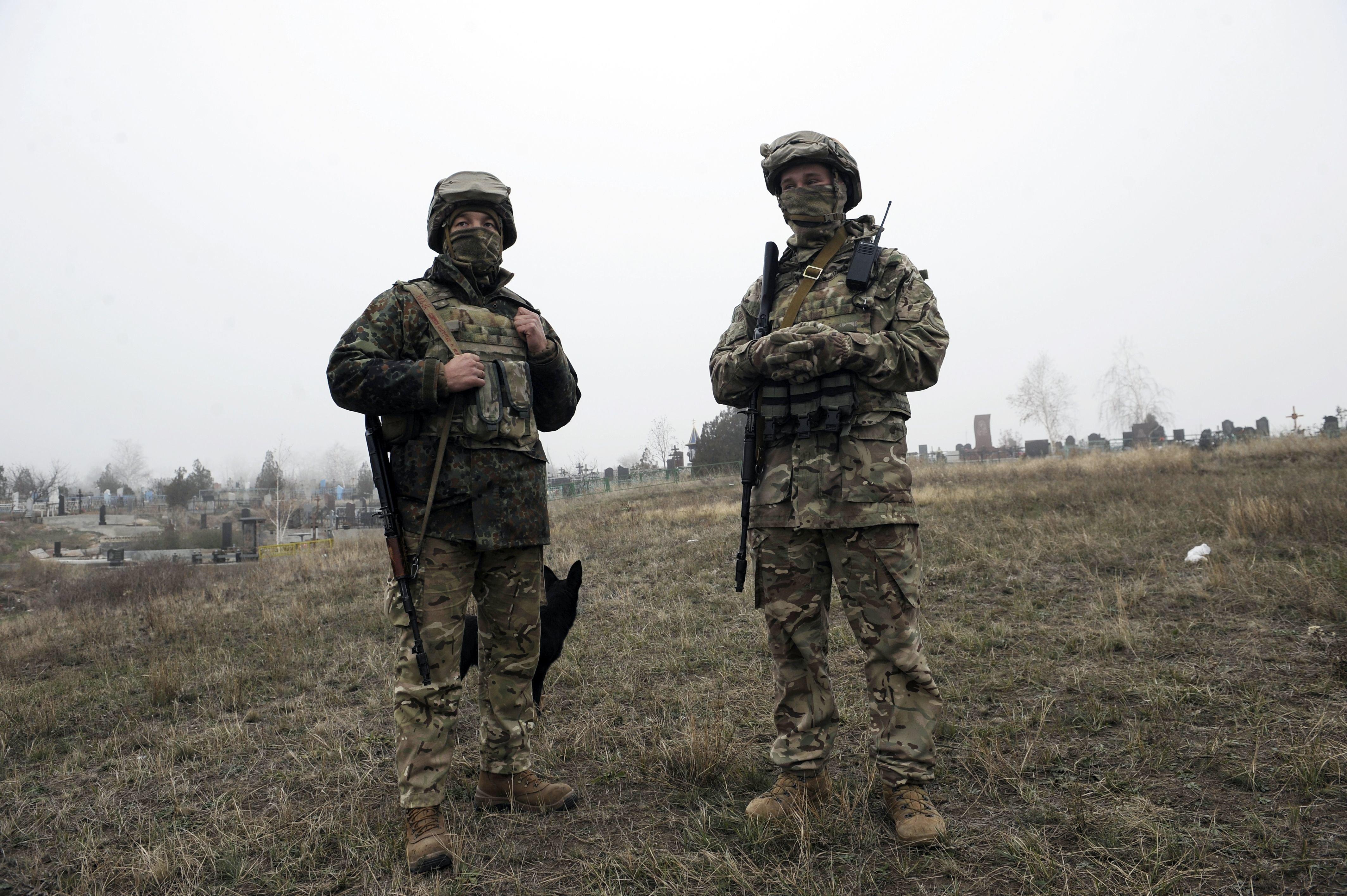 Το Υπ. Εξ. της Ουκρανίας κάνει έκκληση στους συμμάχους για να αποτρέψουν τη ρωσική
