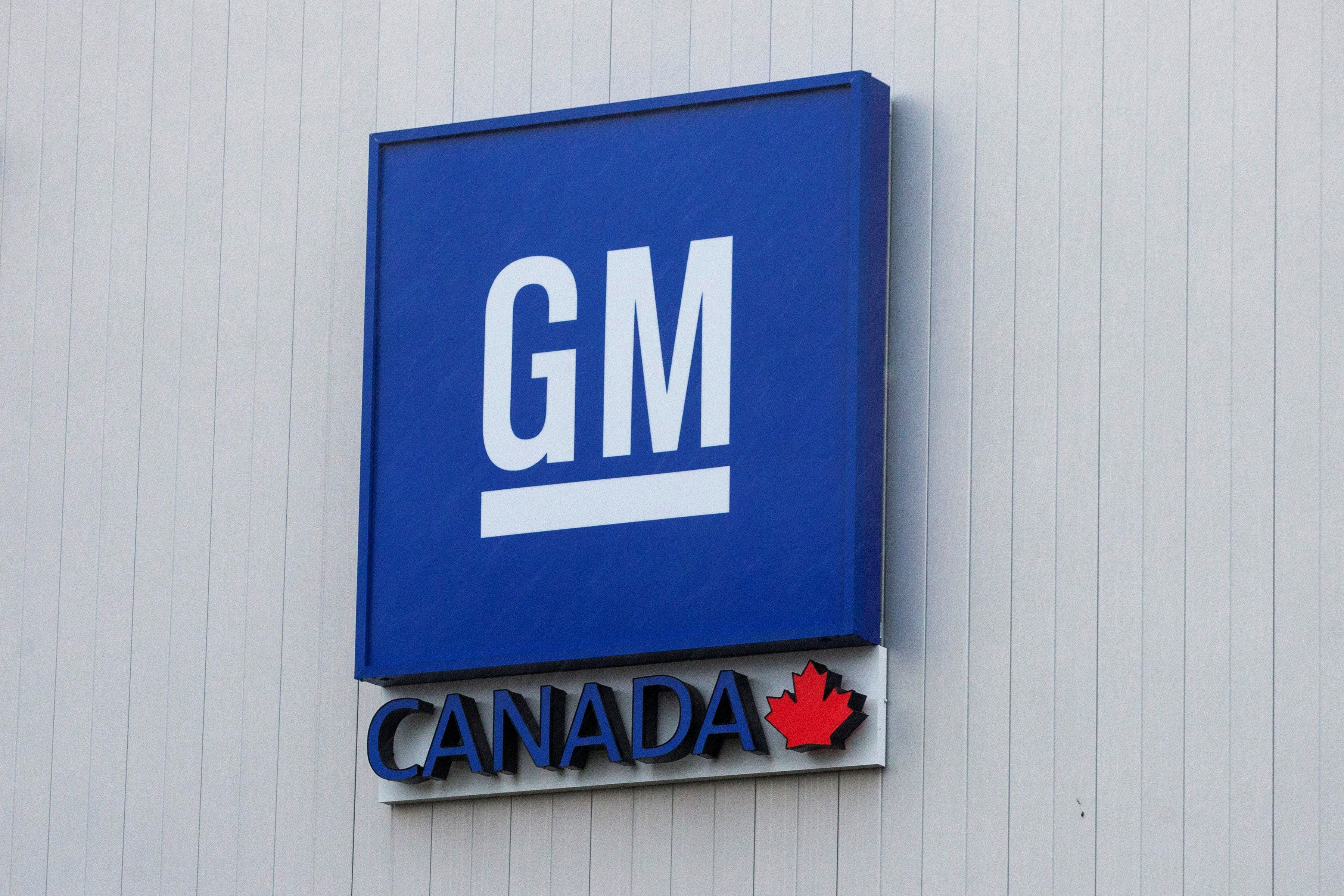 The General Motors assembly plant in Oshawa, Ontario, Canada November 26, 2018. REUTERS/Carlos Osorio