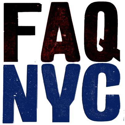 FAQ NYC