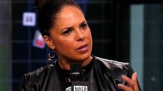 NEW YORK, NY - SEPTEMBER 17:  Soledad O'Brien visit Build Series to discuss Starfish Media at Build Studio on September 17, 2018 in New York City.  (Photo by Dominik Bindl/Getty Images)