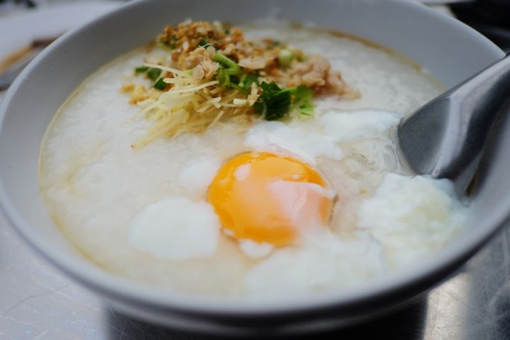 Congee, The Chinese Rice Porridge That'll Change Up