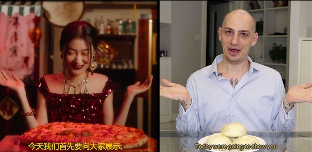 Elle parodie la pub Dolce & Gabbana pour montrer pourquoi elle est