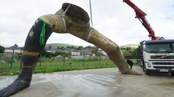 UK's Largest Bronze Statue Will Be Powerful Female