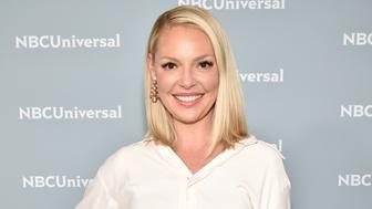 NBCUNIVERSAL UPFRONT EVENTS --  2018 NBCUniversal Upfront in New York City on Monday, May 14, 2018 -- Red Carpet -- Pictured: Katherine Heigl, 'Suits' on USA  (Photo by: Theo Wargo/NBCUniversal/NBCU Photo Bank via Getty Images)
