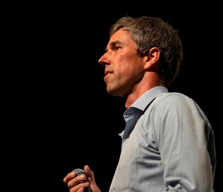 Rep. Beto O'Rourke (D-Texas) criticized tear-gassingmigrants at the U.S.-Mexico border on Nov. 25 and urged more timely