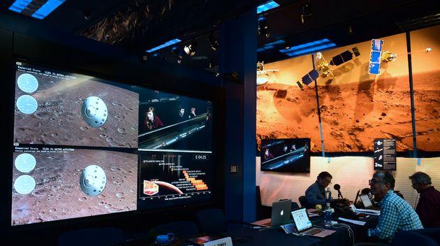 Το InSight της NASA έφτασε στον
