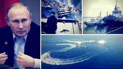 Krim-Eskalation: Wie Russlands Präsident Wladimir Putin versucht, den Westen vorzuführen
