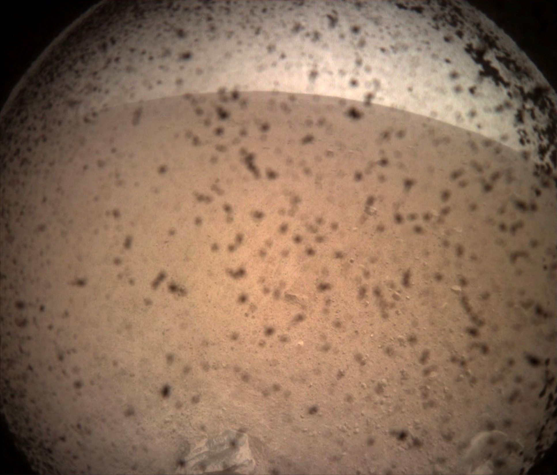 NASA's InSight probe has landed on Mars