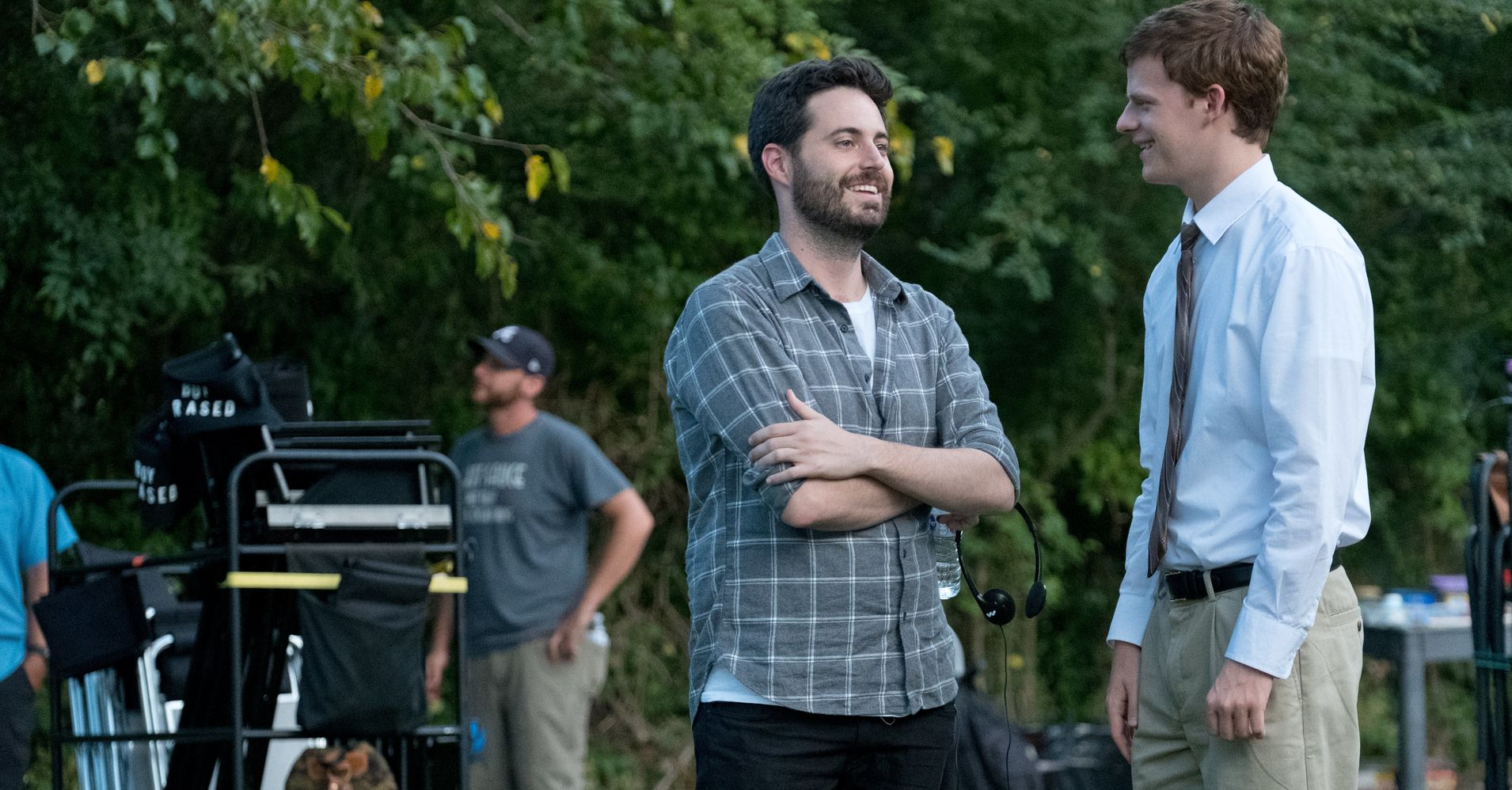 'Boy Erased' Author Garrard Conley: 'I'm Saying The Stuff No One Wants To  Say'   HuffPost