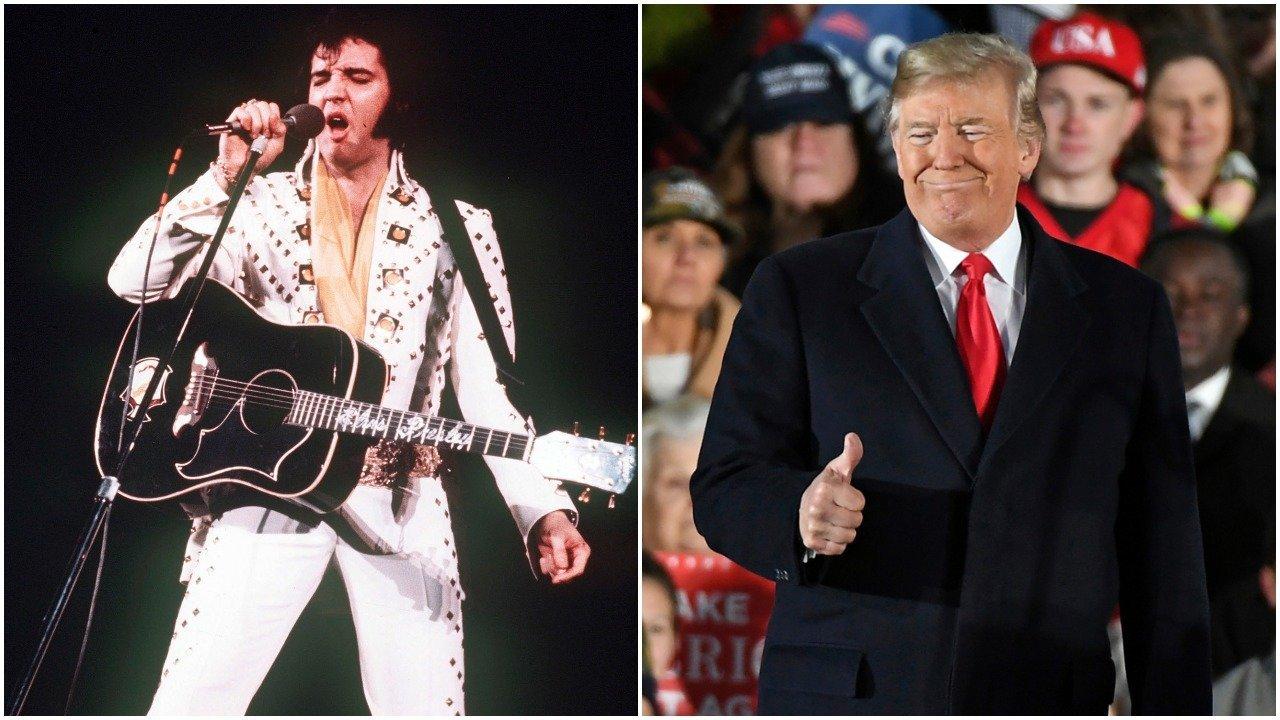 Elvis/Trump