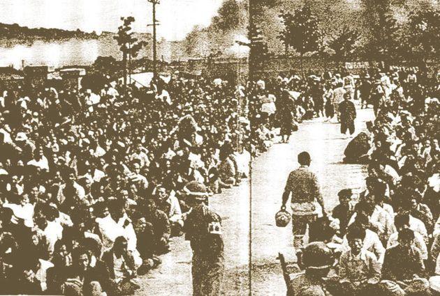 1948년 4·3 제주와 여순사건 등 역사의 비극이 잇달아 터지면서 숱한 민간인이