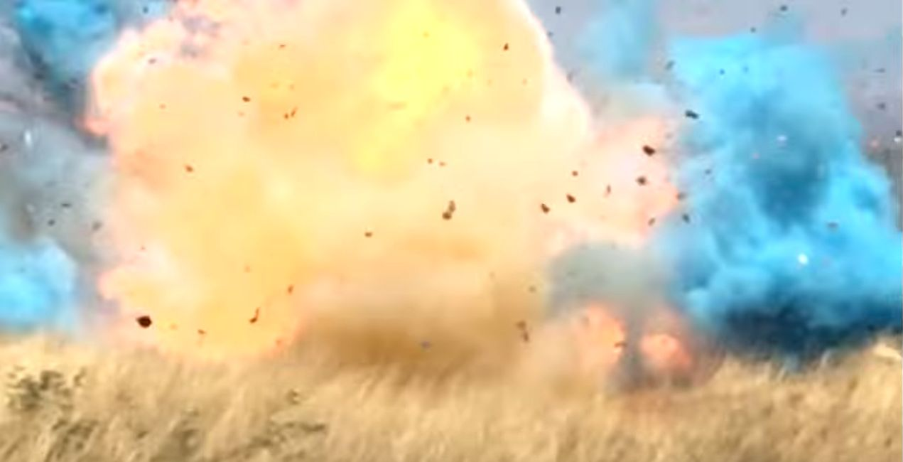 Footage Released Of Explosive Gender-Reveal That Sparked Massive