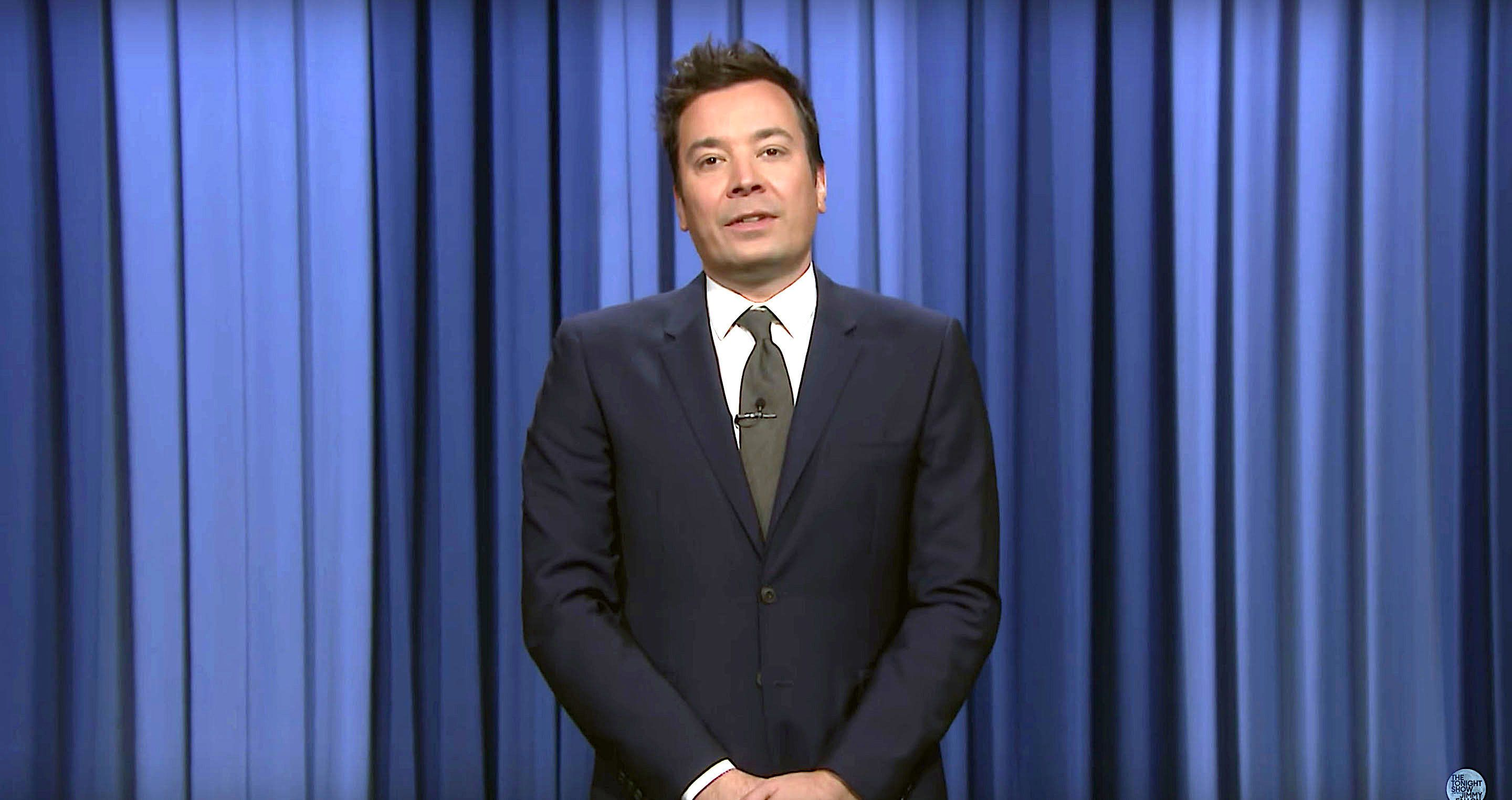 For Jimmy Fallon, The Cyber Monday Sales Were Beyond